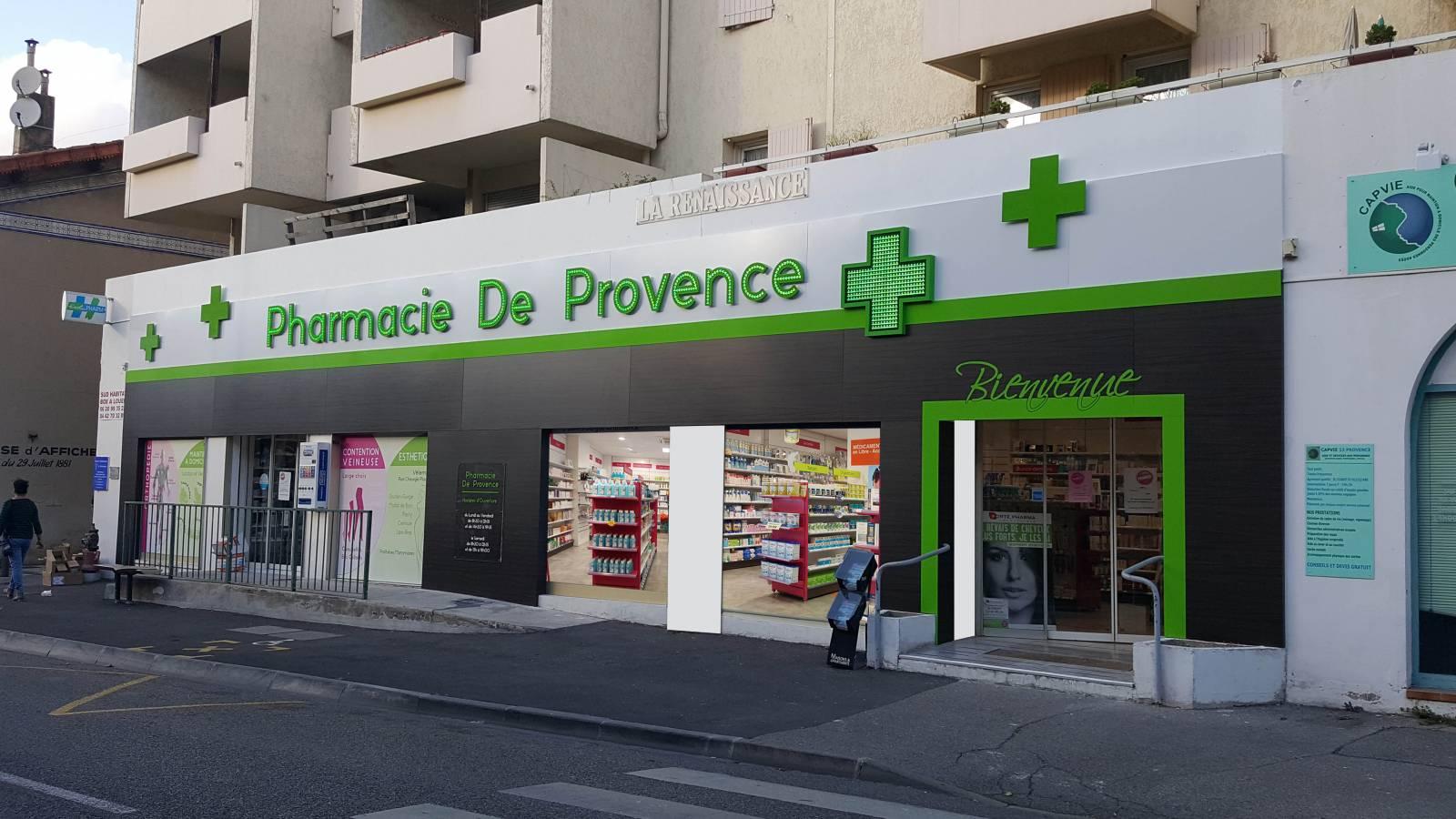 Pharmacie aubagne proche de auchan pharmacie et parapharmacie aubagne centre ville pharmacie - Pharmacie garde salon de provence ...