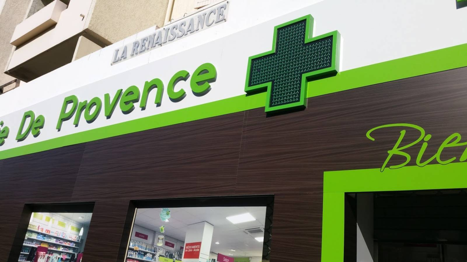 Pharmacie et parapharmacie aubagne pharmacie de provence - Pharmacie garde salon de provence ...